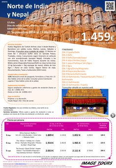 Norte de India y Nepal: 12 días de viaje hasta abril de 2015 desde 1.459€ ultimo minuto - http://zocotours.com/norte-de-india-y-nepal-12-dias-de-viaje-hasta-abril-de-2015-desde-1-459e-ultimo-minuto-4/
