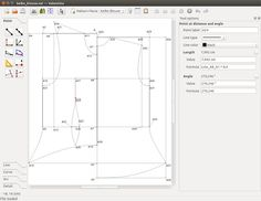 Pattern drafting software geared towards the garment industry and fashion designers. Linux, OS X, Windows.