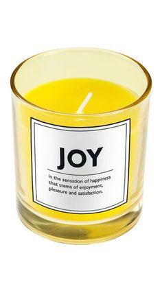 Joy - geel