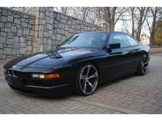 1994 BMW 850csi - V12 engine w/ german engineering... how can you go wrong??