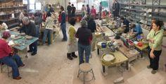 Clay Art Center. #CAC.