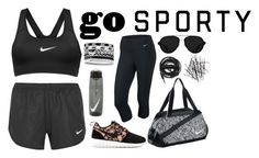 """Go Sport"" by styledbypr ❤ liked on Polyvore featuring NIKE, 3.1 Phillip Lim, Urbanears, H&M, contest, nike and contestentry"