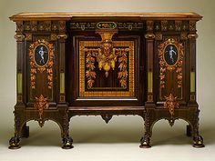 Parlor Cabinet, Los Angeles County Museum Of Art