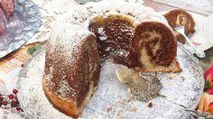 Marmorkuchen mit Nuss-Nougat-Creme - Sweet & Easy - Enie backt - sixx
