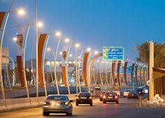 طريق الملك عبدالله