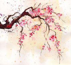 rose, tree - inspiring picture on Favim.com