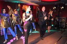 Entertainment door Myra de Groot Entertainment Producties bij Hotel Mijdrecht Marickenland - Restaurant Meesters