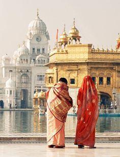 Templo de Oro en Amritsar, #India