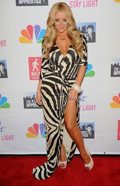 "Aubrey O'Day Photo - ""Celebrity Apprentice"" Live Finale"