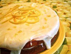 Delicious lemon cake! Photo is mine, recipe is from www.myrecipes.com :)