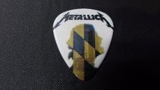 Metallica - Baltimore Maryland Guitar Pick - First USA 2017 Hardwired Tour Show! | Entertainment Memorabilia, Music Memorabilia, Rock & Pop | eBay!