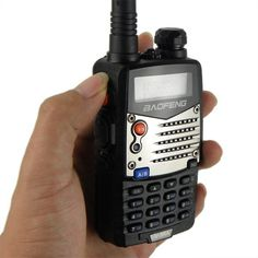 5W Baofeng UV-5RA 128CH 520MHz 2-way Amateur Ham Radio