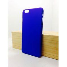 iPhone - Пластиковый чехол - Синий iPhone 6 Plus