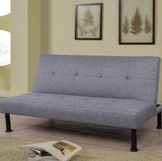 Zipcode Design Gosnold Convertible Sofa | Wayfair Small Space Living, Living Spaces, Living Room Furniture, Home Furniture, Futon Sofa, Sleeper Sofas, Sofa Upholstery, Dorm Room, Love Seat