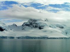 Antarctica....REALLY want to go someday :(