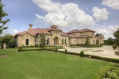 Tuscan style :: Flower Mound, Texas