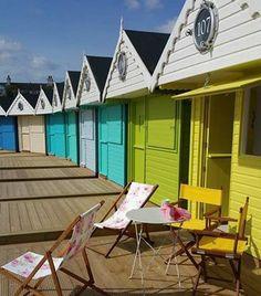 Britain's best beach huts revealed - BT