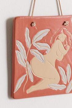 Ceramic Tile Art, Clay Tiles, Porcelain Ceramic, Ceramic Mugs, Ceramic Bowls, Pottery Sculpture, Sculpture Clay, Ceramic Sculptures, Slab Pottery