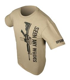 Opsgear - Seen Any Wolves? Sheep Dog T-Shirt. I have mine, do you have yours?
