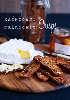 Raincoat crisps - So easy to make, looks like you spent hours making it So impressive!