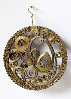 MAdd Earring 10 by Marta Costantino, via Flickr