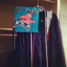 Bachelor of wumbology - for my graduation cap XD