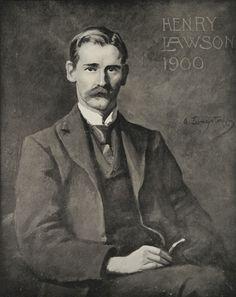 Henry Lawson  7 June 1867 – 2 September 1922