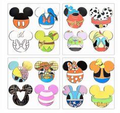 Mickey heads ❤️
