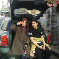 Yeongji and Jackson