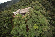 Ride Mashpi Lodge's new Dragonfly gondola over Ecuador's rainforest