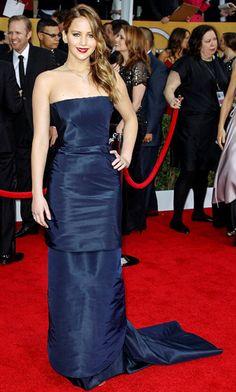 Jennifer Lawrence in #Dior