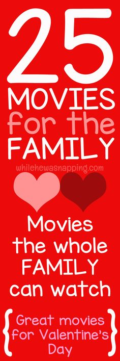 25 Feel-Good Movies for the Family. Summertime family movie nights on the lawn with the big screen!  Can't wait!