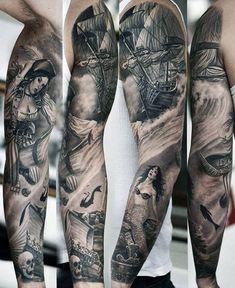 200 Amazing Tattoos and Tattoo Ideas – ViraFlare