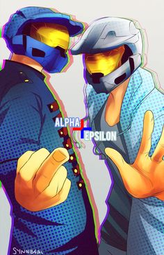 Alpha Epsilon by Synnesai on deviantART