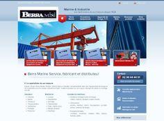 Berra Marine : équipement de levage et de manutention à Brest et Quimper