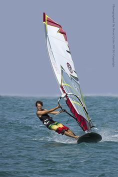 Windsurfing - Necat, Turkey