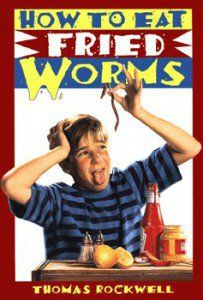 How to Eat Fried Worms #BookHugs #BooksThatMatter #BloomingTwigBooks #BloomingTwig #Books