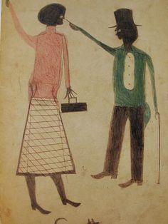 Of course, we could pin all Bill Traylor because everything is beautiful... :)