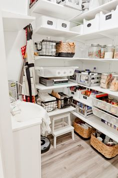 3 Essential Pantry O