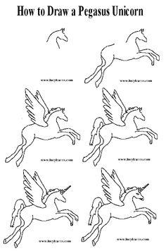 draw unicorn | how-to-draw-unicorn-unicorn-drawing-how-to-draw-pegasus-unicorn-1.gif