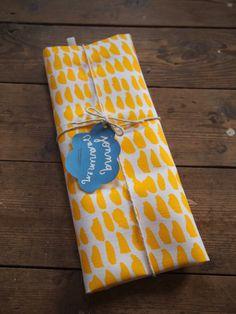 Tea towel -  Jonna on etsy