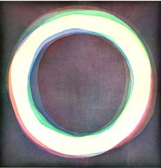 Circle, 2008, aquatint, edition of 40, 40 x 40 cm / Jaakko Mattila