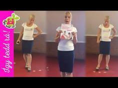 Így tedd rá! – Tanuljunk táncolni dióval! - YouTube