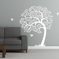 Singing Tree Wall Decal