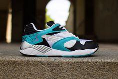"Puma XS 850 Plus ""Scuba Blue"" - EU Kicks: Sneaker Magazine"