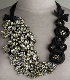 Vera Wang fantasy necklace.
