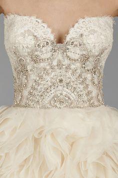 Lazaro Wedding Gowns | 2014
