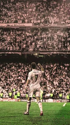 Cristiano Ronaldo dos Santos Aveiro GOIH, ComM is a Portuguese professional footballer who plays as a forward for Spanish Club Real Madrid and the Portugal national team. Born: 5 February 1985 (age 32), Hospital Dr. Nélio Mendonça, Funchal, Portugal Height: 1.85 m Salary: 32 million EUR (2016) Children: Cristiano Ronaldo Jr., Eva Maria Dos Santos, Mateo Ronaldo Awards: Ballon d'Or, FIFA World Player of the Year, MORE Did you know: Cristiano Ronaldo has the fifth-most international goals