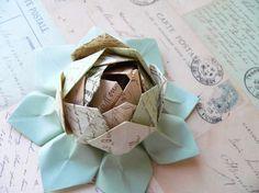 lotus origami