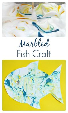 Marbled Fish Craft a